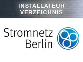 Installateurverzeichnis Stromnetz Berlin