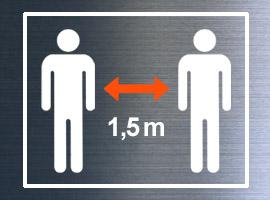Aufzug-Etikette in Zeiten von Corona